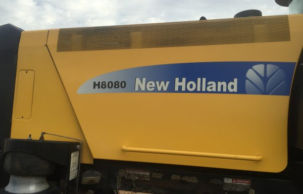 New Holland H8080